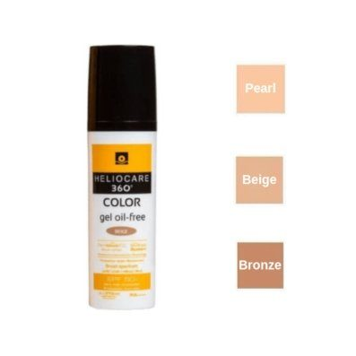 Heliocare 360 Color Gel Oil-Free