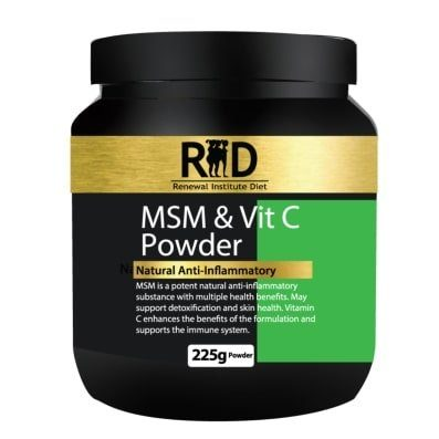 RID MSM and Vitamin C Powder