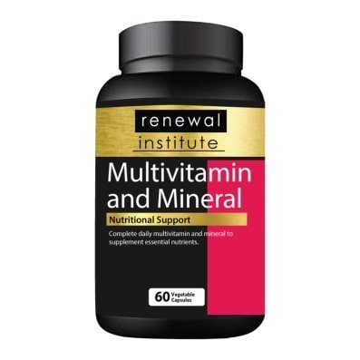 Multivitamin and Mineral
